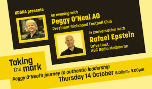 KDSPA Evening with Peggy O'Neal